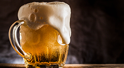 Dispersion of Beer Foam Head Retaining Agents - AR