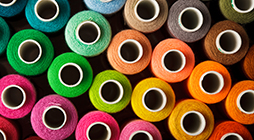 Polymer/Pigment Dispersion in Textile Manufacture - AR